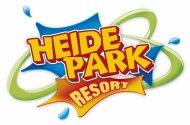 Le parc d'attraction et de loisirs : HEIDE-PARK !!
