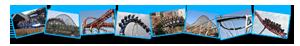Le parc d'attraction et de loisirs : PARQUE DE ATRACCIONES MADRID !!