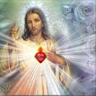 message de jesus  une voyante anonyme qui vit en Europe