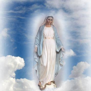 Invocations à la Bienheureuse Vierge Marie,