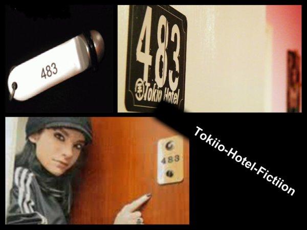 Chapitre 11 ~ Zimmer 483, Un amour presqu' impossible... ( partie 1 )
