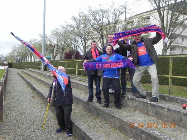 FC Vitréenne ---- USConcarneau