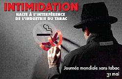 Journée mondiale sans tabac 2012 : c'est le moment d'arreter de fumer !!!