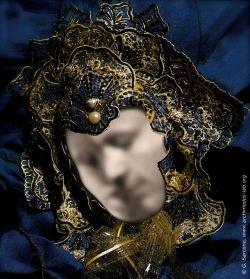 Le masque de l'Amour