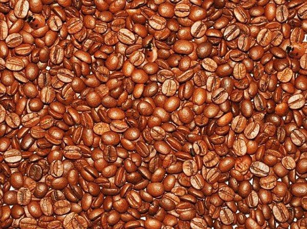 Illusion: Trouver les 3 visages de bébés et les 3 coccinelles dans les grains de café