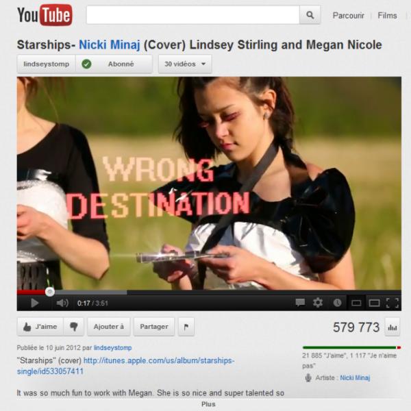 ( tuto ) Écouter les chansons de YouTube en boucle