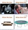 La différence entre ce que voit un adulte et un enfant - 13 images