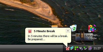 Faites une pause de 5 minutes toutes les heures pour gagner en productivité