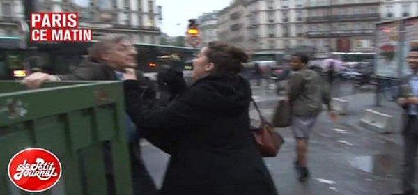 Les islamistes m'attaquent » – Le Petit Journal ( 10 -10 - 2012 )