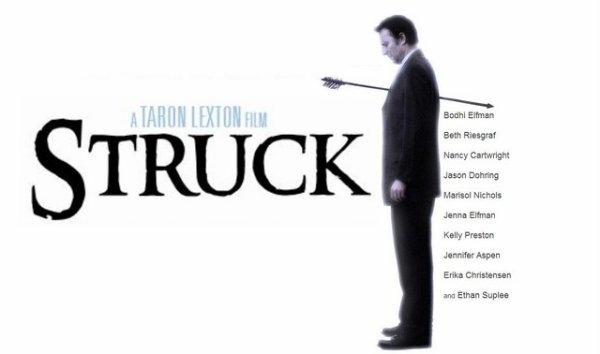 Court-métrage: Struck, un homme reçoit une flèche en pleine poitrine