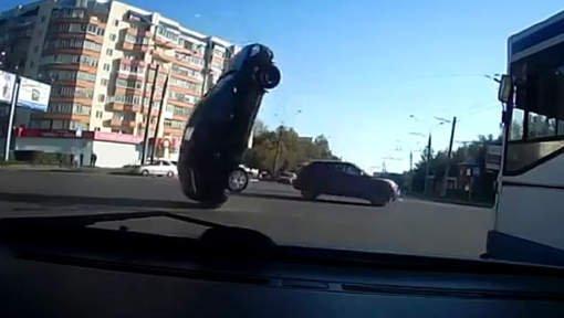 Voilà pourquoi vous n'aurez jamais envie de louer une voiture en Russie