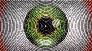 Une illusion d'optique qui donne des hallucinations - Eye Optical illusion