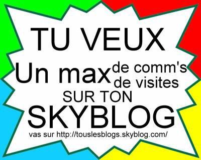 http://touslesblogs.skyrock.com/