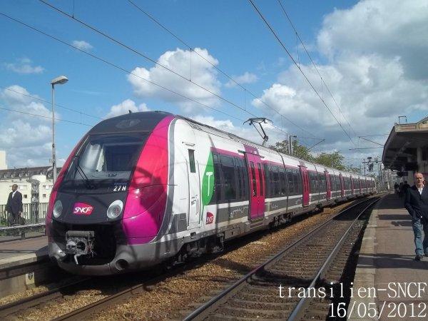 Ligne transilien h train francilien z 50 000 saint denis blog non officie - Transilien prochain train ...