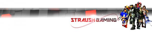 Notre nouveau et tout 1er partenaire : Straush Gaming
