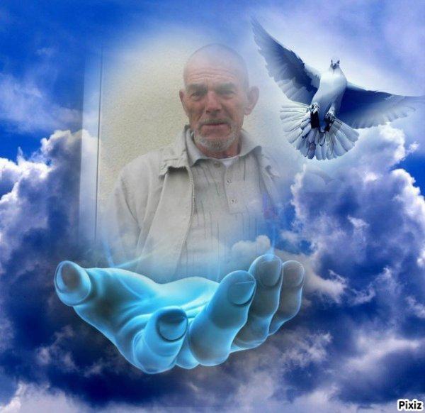 mon papa qui me manque