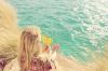 Comment bien protégé ses cheveux au soleil & à l'eau salée de la Mer?♥