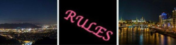 II. Rules