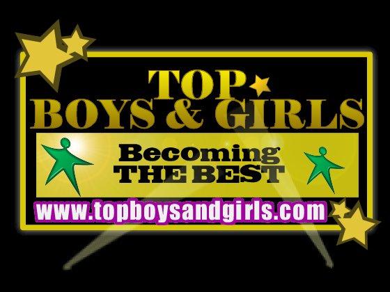 Top Boys et Top Girls viens participer et surtout voter