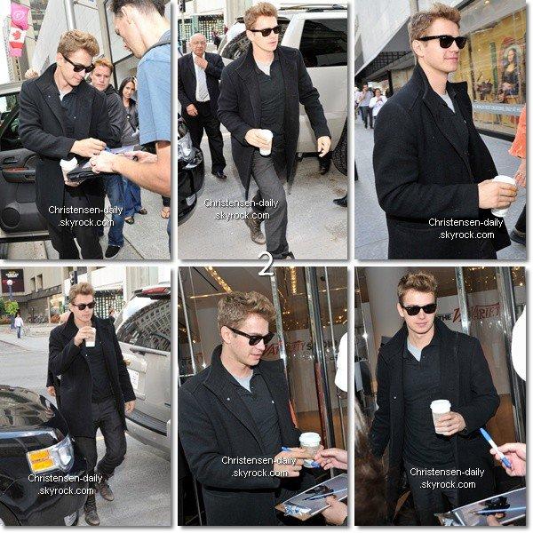 CHRISTENSEN-DAILY  ....................................... 12/09/10...Hayden à l'after-party de son film 'Vanishing on 7th Street'.  + Vidéo ....................................... 13/09/10...Hayden se rendant à une conférence de presse , à Toronto.  ....................................... 13/09/10...Hayden à la conférence de presse pour 'Vanishing on 7th Street'.  CHRISTENSEN-DAILY