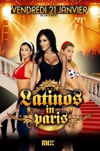 // LATINOS IN PARIS ▪ DJ WILL ▪ DJ KRAZYY ▪ DJ RENEGAD 21.01.2011 By Mathieu //