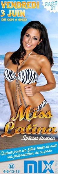 MIX CLUB ce vendredi 3 juin :)