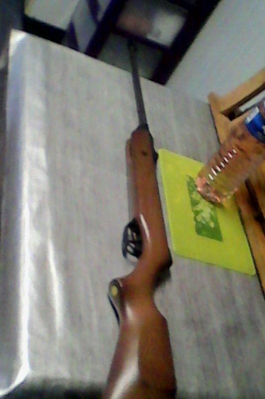vend carabine a plond