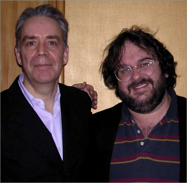 Peter Jackson & Howard Shore