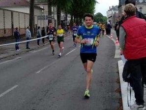Semi-Marathon de Troyes 13-05-2018