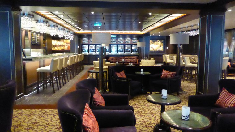 ANTHEM Of The Seas with WebCroisieres Agency 10 July 2015