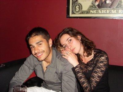 Julie  & Jeremy