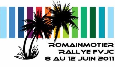 Rallye FVJC 2011 à Romainmôtier - 8 au 12 juin 2011