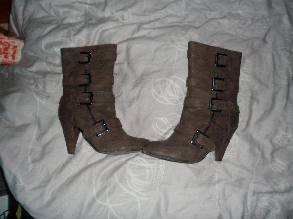 mes bottes offert par mon homme