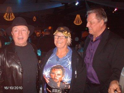 soiré fan club avec Michel Mallory
