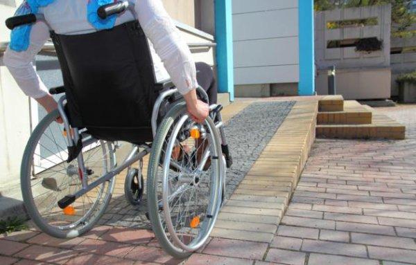 A quand l'accessibilité des lieux publics totale pour tous?!