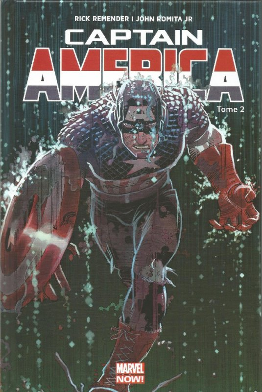CAPTAIN AMERICA - perdu dans la dimension z tome 2