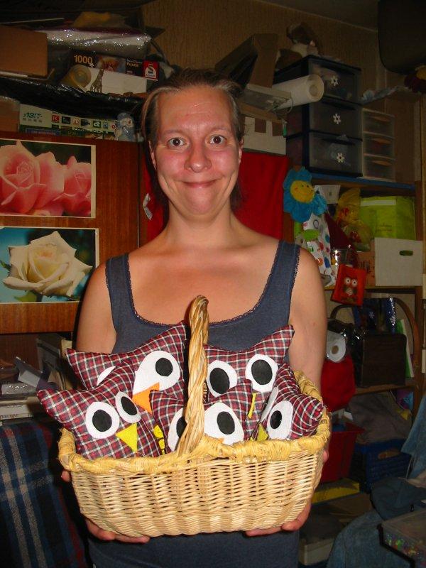 LES SCOTTISH OWLS :)