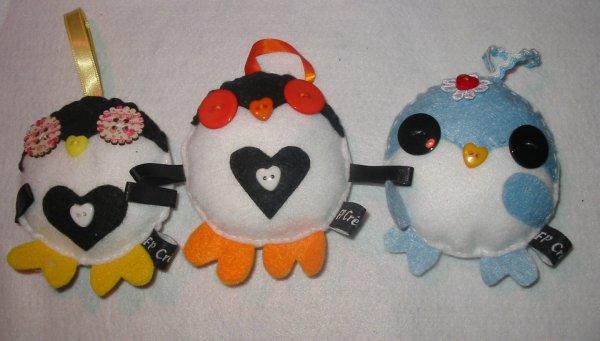 Les pingouins