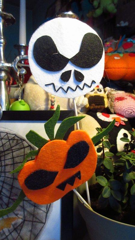 Thème Halloween