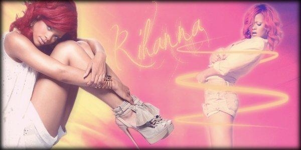 Création Rihanna