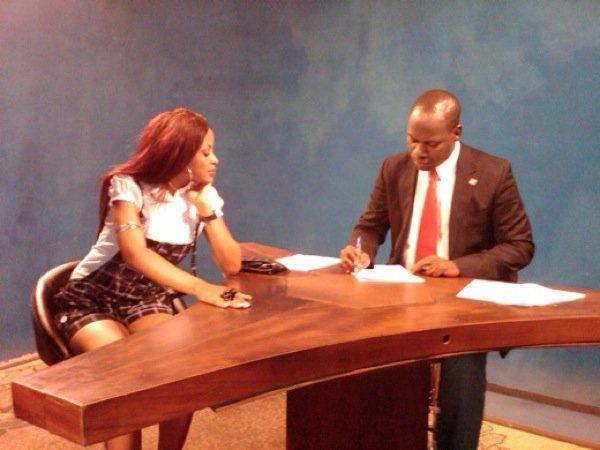 Brazzaville et mélomanes ont des yeux de Chimène pour Laurette La Perle