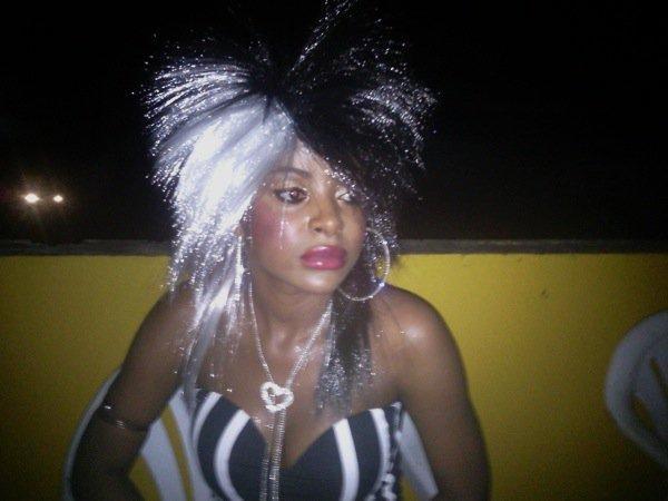 Terrain Assossa à Kinshasa: concert populaire à l'occasion de ja journée de la femme le 8 mars 2011