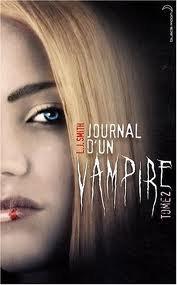 Juste pour vous : Journal d'un vampire  tomes : 1-2-3-4-5 (traduits et sortis en France)