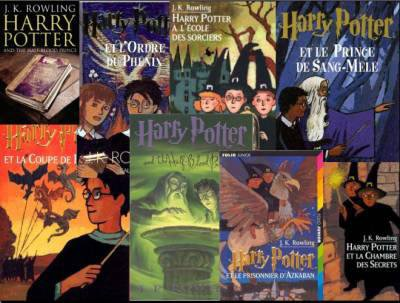 Les Livres Harry Potter