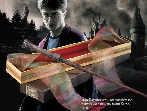 Baguette de Harry Potter