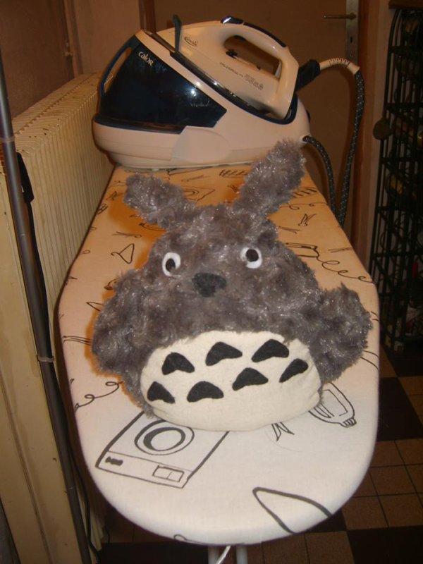 Petits Totoro en peluche