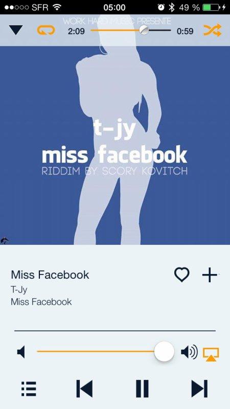 Miss Facebook