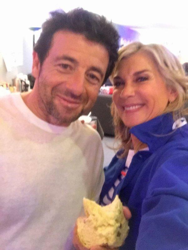 Bruel et Michele laroque
