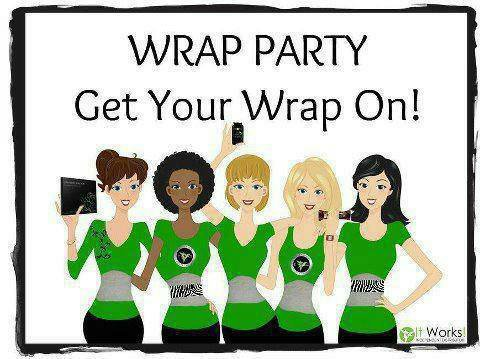 FAIRE UNE WRAP PARTY