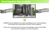 Validation de la CPNP des 9 Produits It Works.